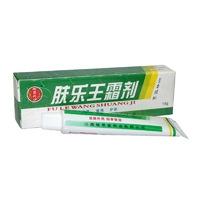 Крем-мазь от кожных заболеваний Fu Le Wang Shuang Ji