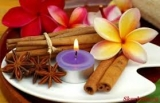 Лечебные аромасвечи
