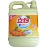 Жидкость для мытья посуды  (золотой мандарин) 1,5 кг