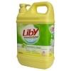 """Жидкость для мытья посуды, овощей и фруктов """"Зеленый лимон"""" 1,5 кг"""